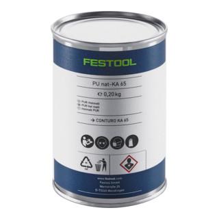 Festool PU-Klebstoff natur PU nat 4x-KA 65