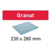 Festool Schleifpapier 230x280 GR/50 Granat