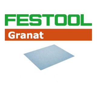 Festool Schleifpapier 230x280 P80 GR/50 Granat