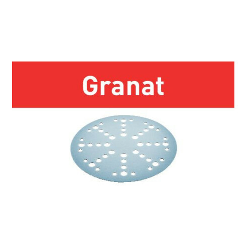 Festool Schleifscheibe STF GR/25 Granat 225 mm