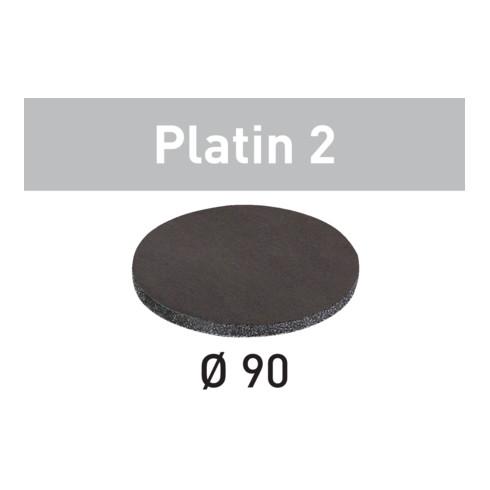 Festool Schleifscheiben STF D 90/0 S4000 PL2/15 Platin 2