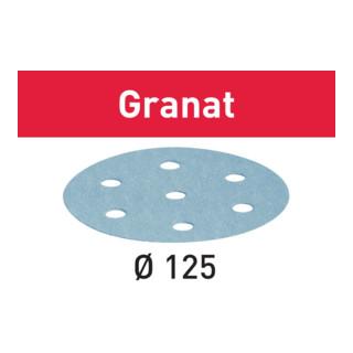 Festool Schleifscheiben STF D125/8 P100 GR/100 Granat