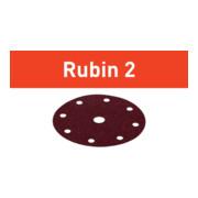 Festool Schleifscheiben STF D125/8 P120 RU2/10 Rubin 2