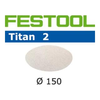 Festool Schleifscheiben STF D150/0 P1500 TI2/100 Titan 2