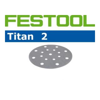 Festool Schleifscheiben STF D150/16 P80 TI2/50 Titan 2