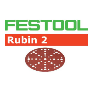 Festool Schleifscheiben STF Rubin 2