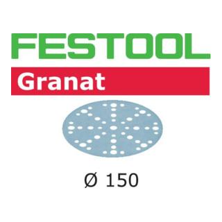Festool Schleifscheiben STF D150/48 P80 GR/50