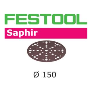 Festool Schleifscheiben STF-D150/48 P80 SA/25