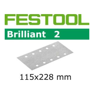 Festool Schleifstreifen STF Brilliant 2
