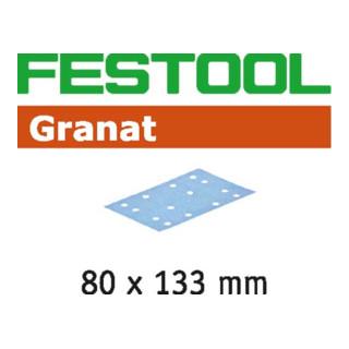 Festool Schleifstreifen STF 80x133 P400 GR/100 Granat - broschei