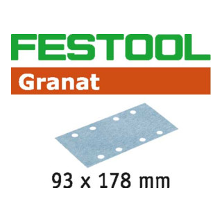 Festool Schleifstreifen STF Granat
