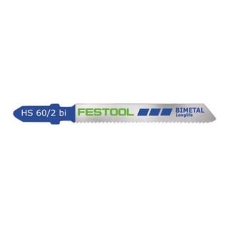 Festool Stichsägeblatt HS 60/2 BI/5