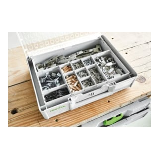 Festool Systainer³ Organizer SYS3 ORG M 89 6xESB