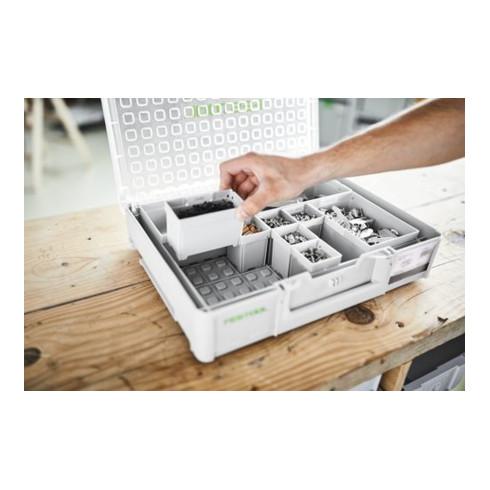 Festool Systainer³ Organizer SYS3 ORG, Breite 296 mm, Höhe 89 mm