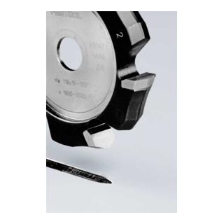 Festool V-Nutfräser HW 118x18-135°/Alu