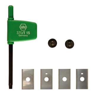 Festool Wendeplatte für Fräser HW-WP 20x12x1,5 (4x)