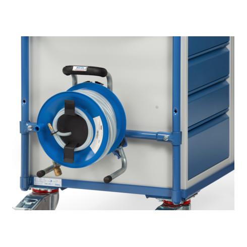 Fetra Druckluftschlauchtrommel für leichte Wagen 600 mm breit