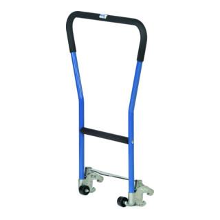 fetra Einklink-Rohrschiebebügel für Paletten-Fahrgestell