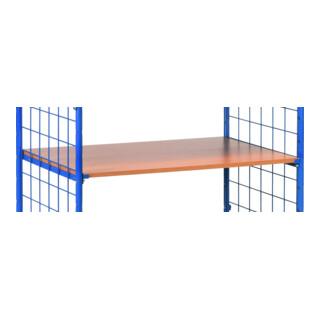 fetra Einlegeböden inklusive 1 Paar Auflagewinkeln