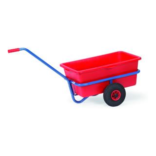 fetra Handwagen 4101 - Tragkraft 200kg Luft-Bereifung
