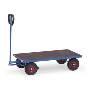 fetra Handwagen mit Plattform 4001