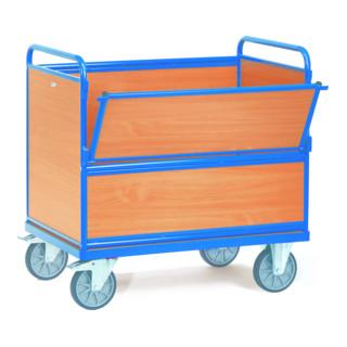 Fetra Holzkastenwagen