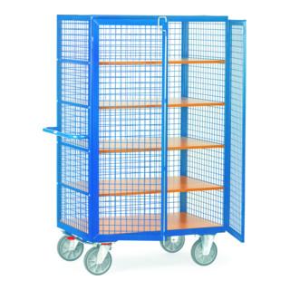 Fetra Kastenwagen mit Gitterwänden