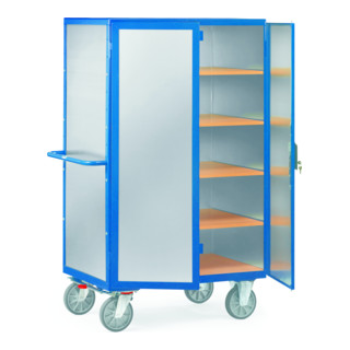 Fetra Kastenwagen mit Aluminiumwänden