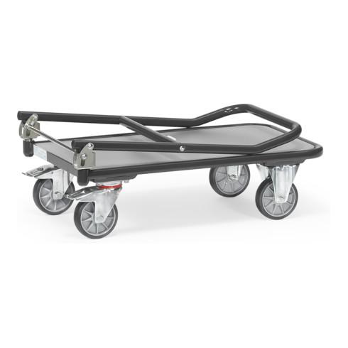 fetra Klappwagen 1154/7016 Grey Edition