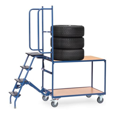 Fetra Reifen-Kommissionierwagen 4550