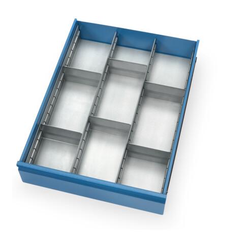 Fetra Schubladen-Einteilungs-Set Gesamttiefe 675 mm