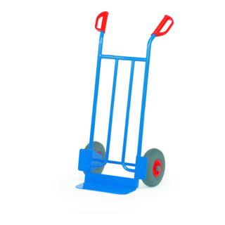 Fetra Stahlrohr-Sackkarre ohne Gleitkufen bis 250kg