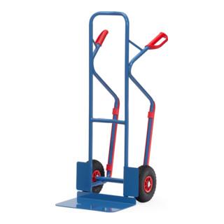 fetra Stahlrohr-Sackkarre B1331 Tragkraft 300 kg