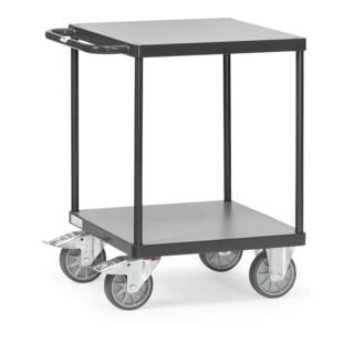 fetra Tischwagen 2752/7016 Grey Edition