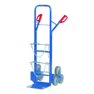 Fetra Treppen-Flaschenkarre 51325 - Tragkraft 200kg