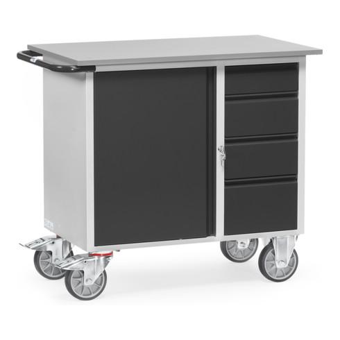 fetra Werkstattwagen 2456/7016 Grey Edition