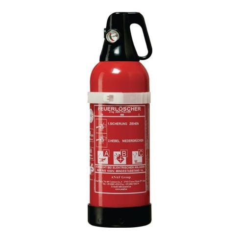 Feuerlöscher FLP 3330/EN 3/2kg 13A 89B C rot GEV