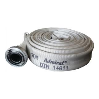 Feuerlöschschlauch Admi®Star DIN Innen-D.75mm L.20m Klotz