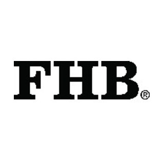 FHB Bermuda WULF Gr.50 royal/schwarz 50% CO/50% PES