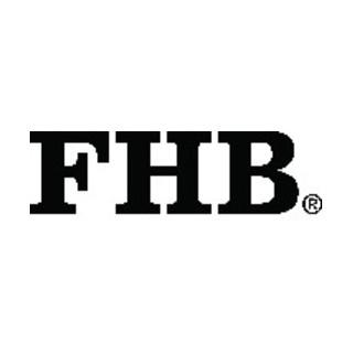 FHB Bermuda WULF Gr.52 royal/schwarz 50% CO/50% PES