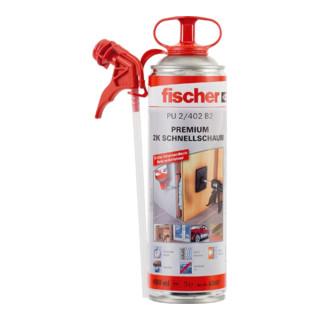 fischer 2K-Schnellschaum PU 2/402 (MDI-Haltig)