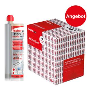 fischer Aktionsbox Hochleistungsmörtel FIS V HIGH SPEED 360 S