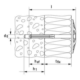 fischer Dämmstoffhalter DHK 120