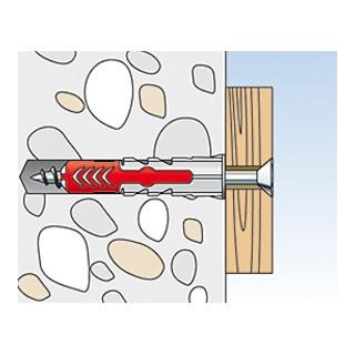 fischer DUOPOWER Dübel ohne Schraube