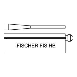 Fischer FIS HB 345 1 Kartusche m. 2 Statikmischer S