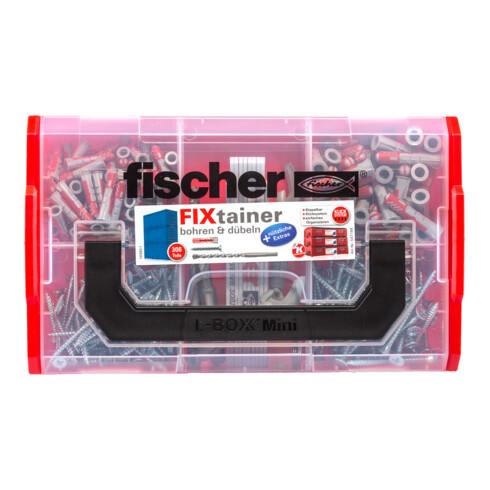 fischer FIXtainer bohren & dübeln (306 Teile)