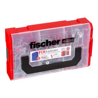 fischer FIXtainer - DUOPOWER/DUOTEC+schrauben (200)