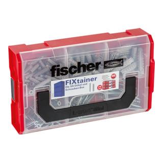 Fischer FIXtainer - SX-Dübel u Schrauben-Box