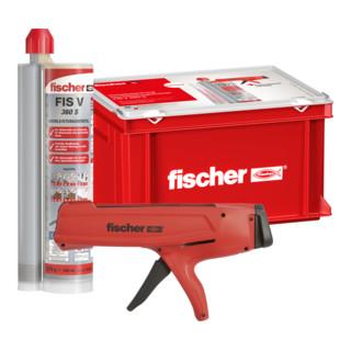 fischer Handwerkerkoffer FIS V 360 S inkl. FIS DMS