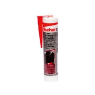 fischer Hochtemperatursilicon DHS 310ml rot